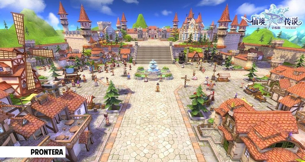 Ragnarok Mobile has a new trailer released. Arriving later this Summer.