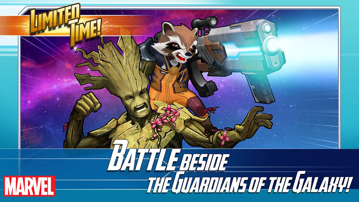 Marvel Avengers Academy gets the Guardians of the Galaxy joining the classroom