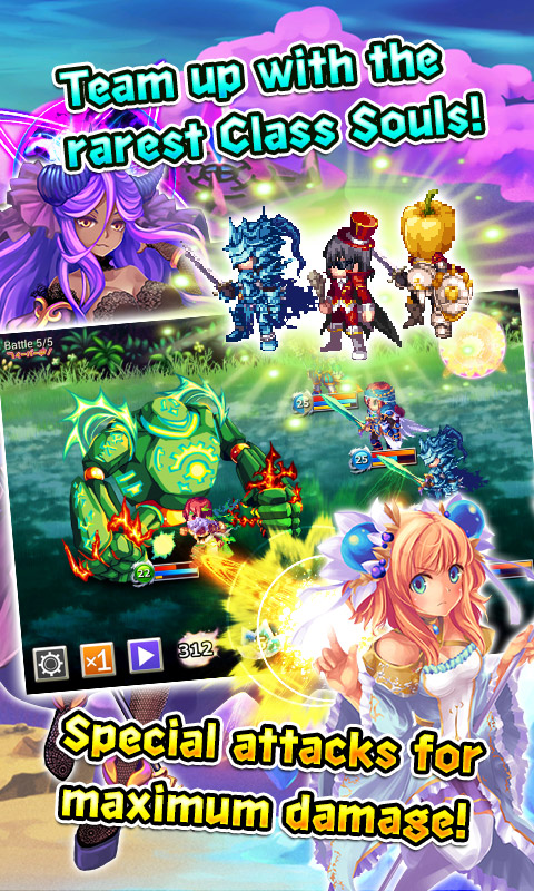 Kemco releases a kingdom building RPG hybrid game called Elio onto Android today