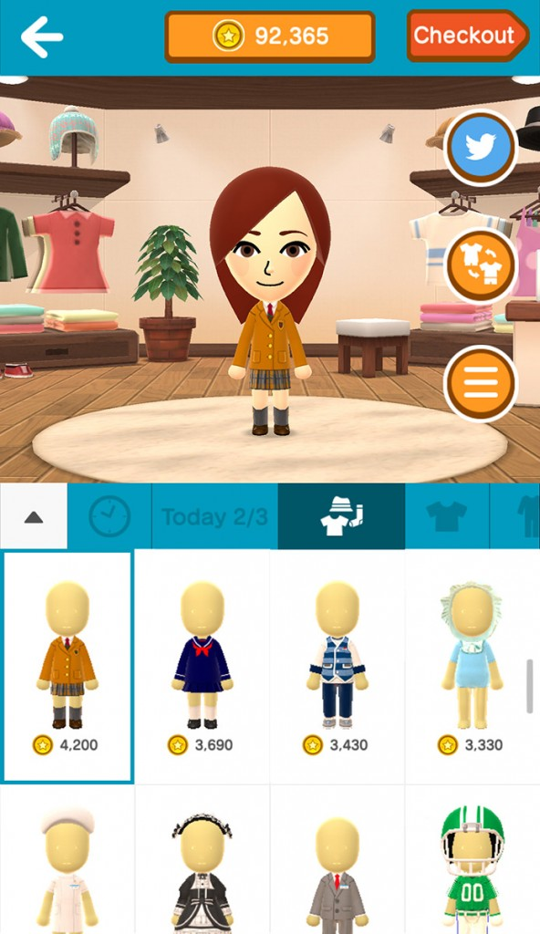 [Update: Game Released] Nintendo opens up pre-registration for their first official mobile game release Miitomo