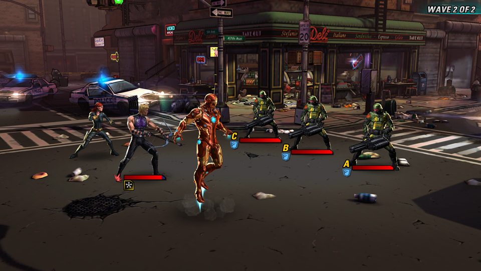 Avengers Alliance 2 is live in the Play Store