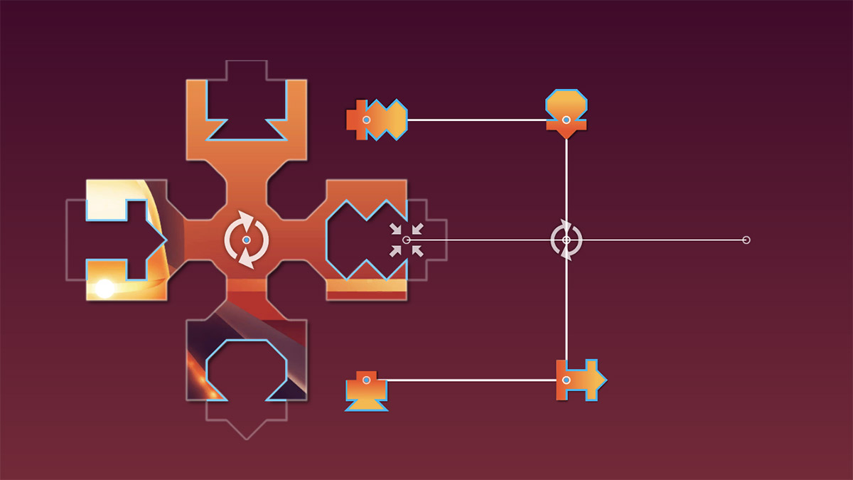 Zenge is great looking indie puzzle game heading to Android next month
