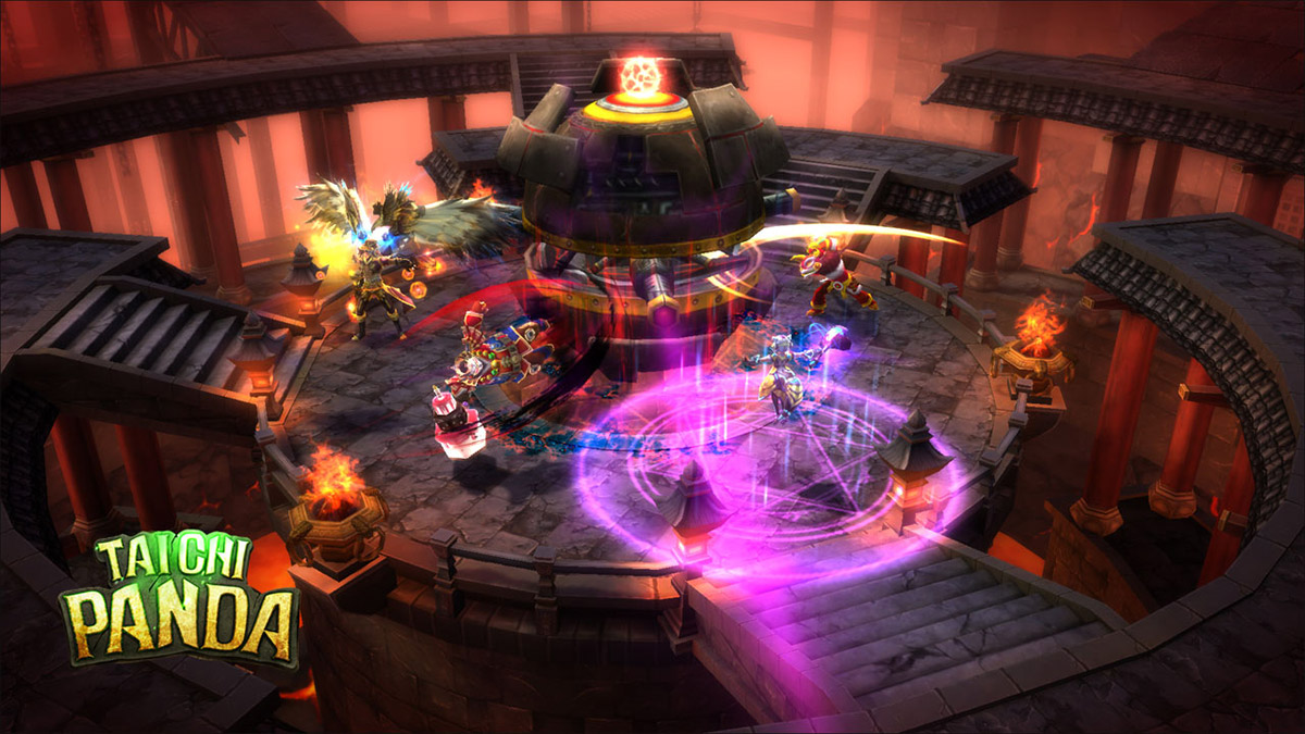 Taichi Panda gets a new 5v5 mode, Mounts, Pets and more with the Annum Update