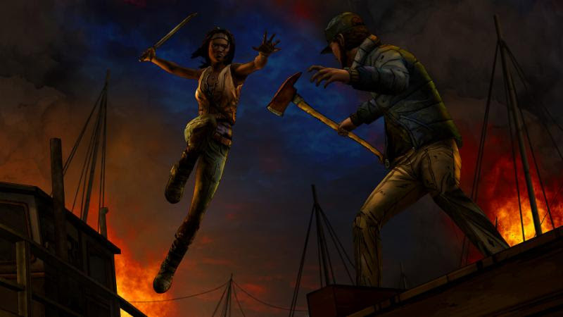 [Update: Released] The Walking Dead: Michonne Episode 2 – Give No Shelter gets a trailer and details released