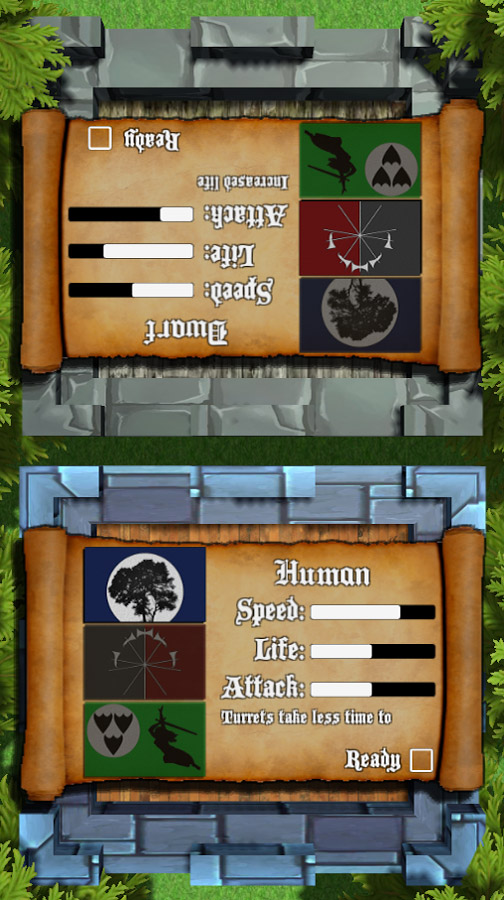Compete in all out head-to-head warfare in Tower Siege, now out for Google Play