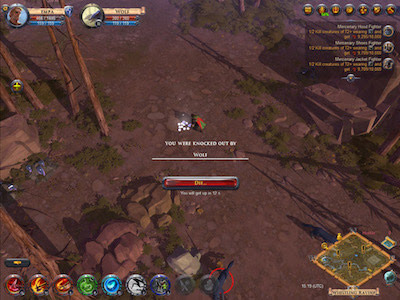 [Update: Released] Albion Online's next update will be introducing new death mechanics, repairing on the go, and more