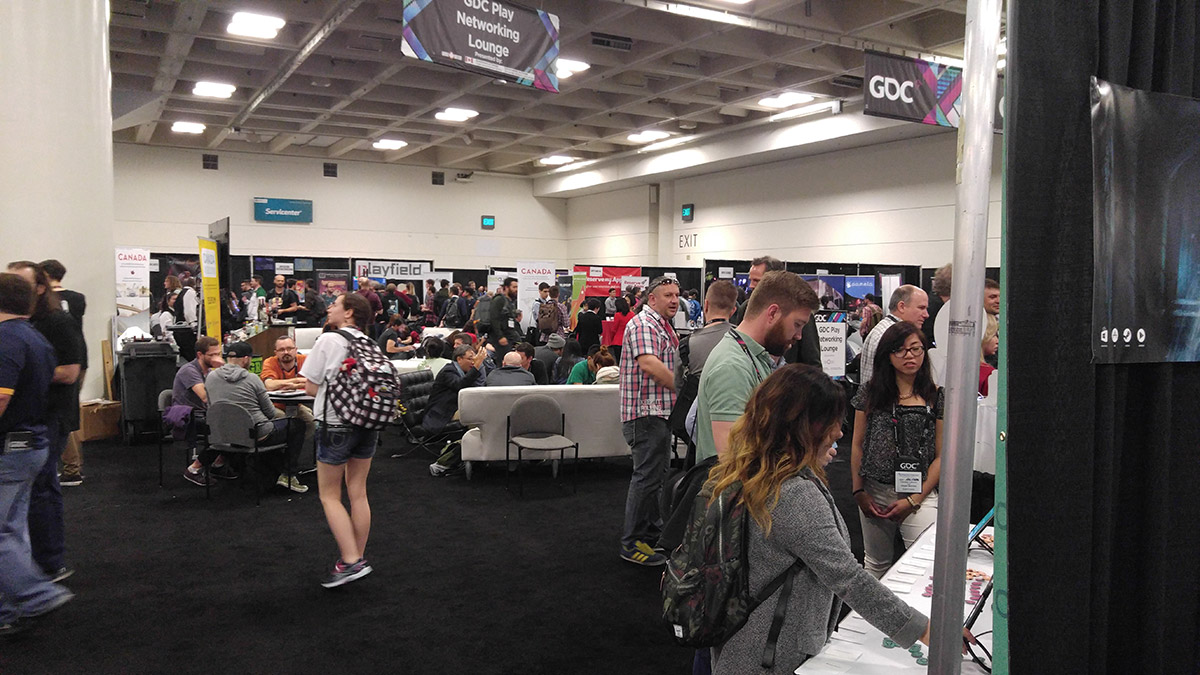 We're back from GDC 2016, here's what to expect over the next few days