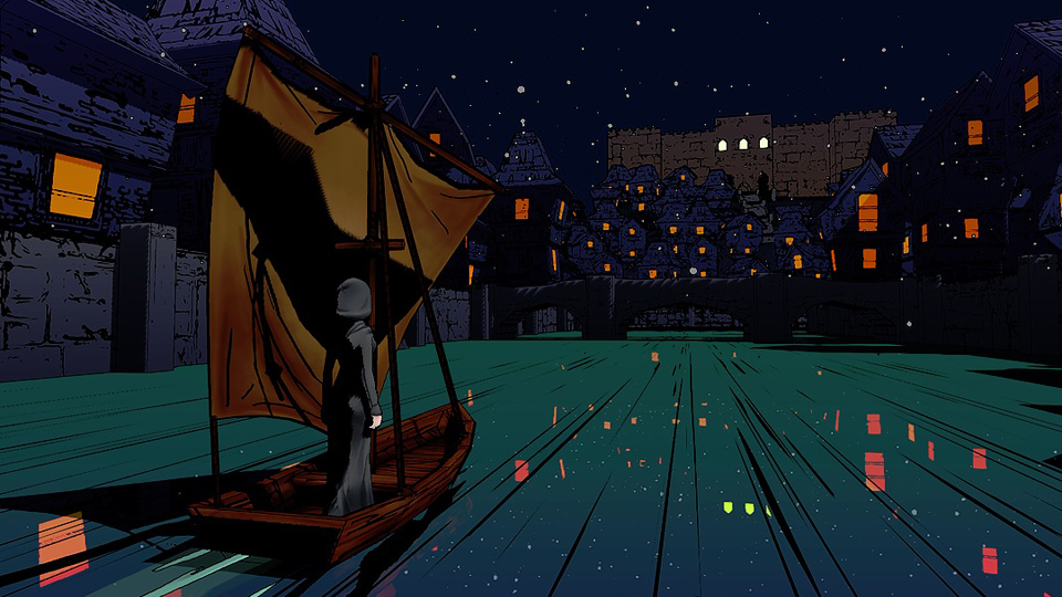 Early Preview: Story, Art, Music and Stealth Come Together in City Run London. Coming to Android Soon.