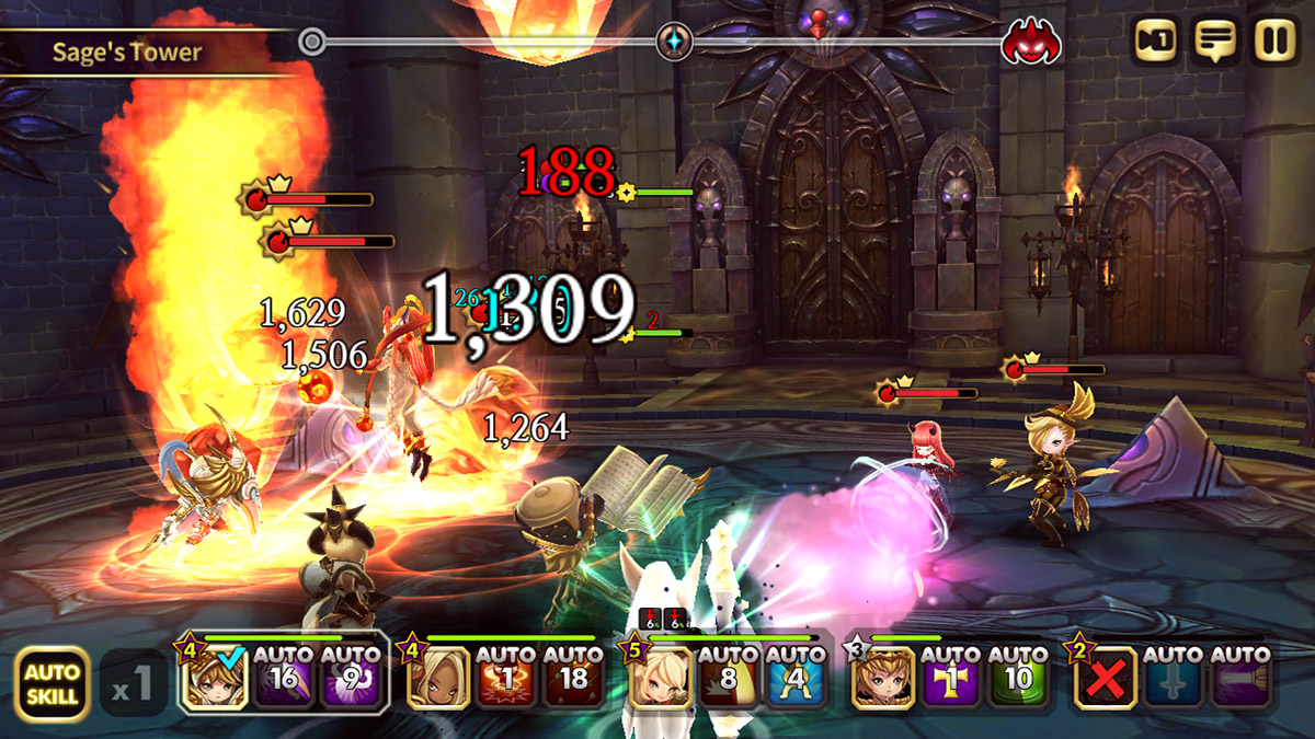 Heroes Wanted is a new RPG from NHN Studios629 for Android