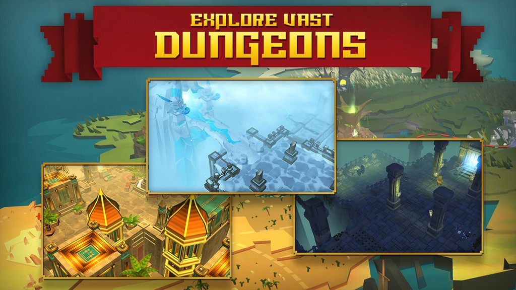[Update: Game Released] Nexon soft launches their new roguelike Action-RPG Legacy Quest onto Android in select regions
