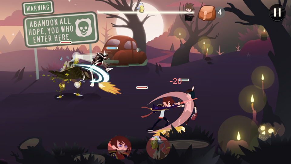 Funky Panda Games bring Monster Mountain to Google Play