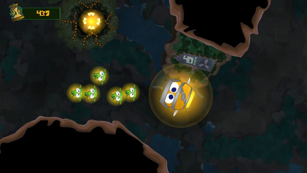 Rescue all the little fireflies in Lil Big Invasion, now out for Google Play