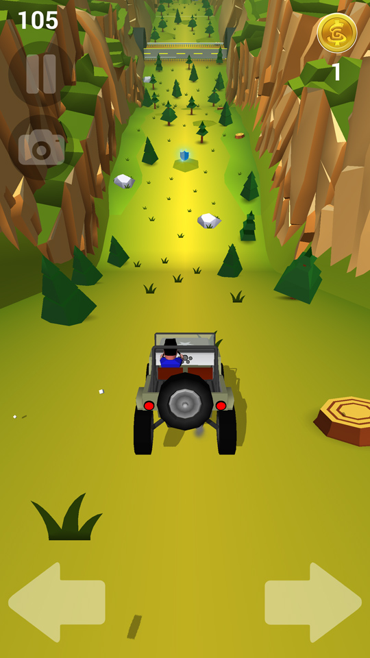 Spunge Games releases Faily Brakes for Android