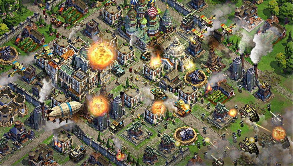 Nexon acquires DomiNations developer Big Huge Games