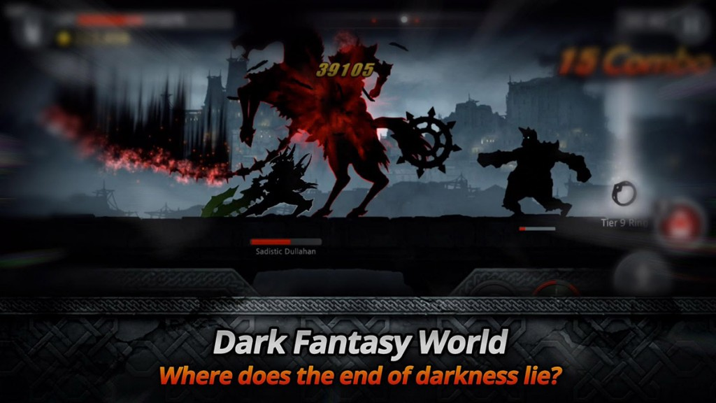 Slay the Dark Dragon and restore healing light to the land in Dark Sword, now out for Android