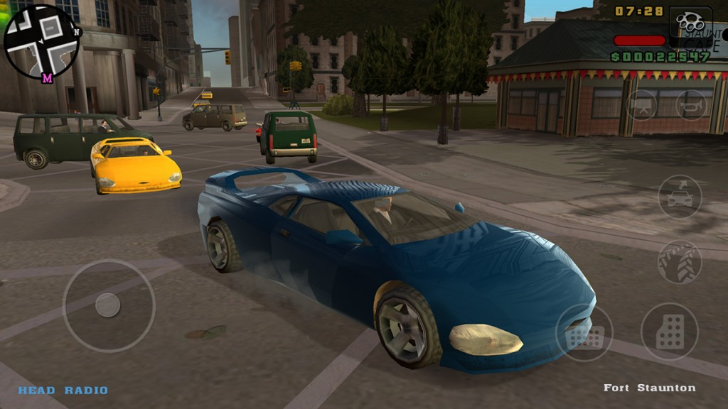 [Update: Shield Support and Sale] Rockstar Games quietly releases Grand Theft Auto: Liberty City Stories onto Google Play