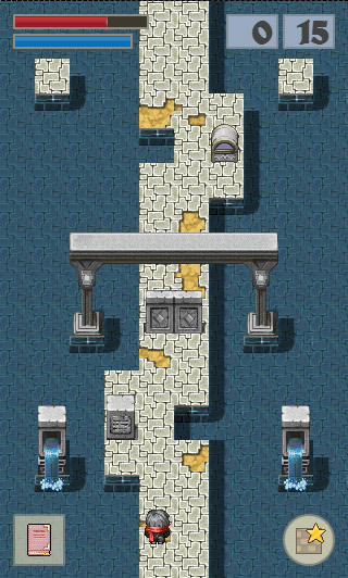 Upcoming retro-style Puzzle-RPG Aedo Episodes is now looking for beta testers
