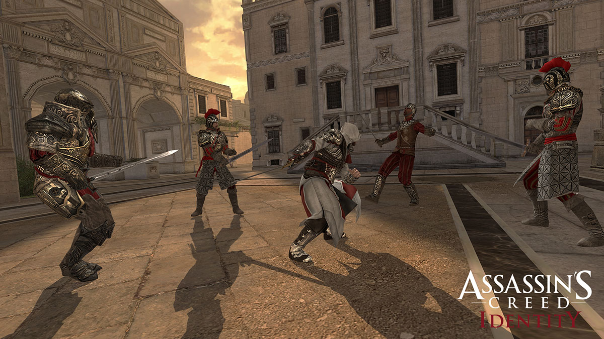 Ubisoft will be releasing Assassin's Creed Identity onto Android later this Spring