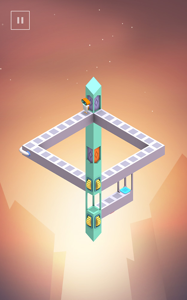 [Updated: Winners!] Fans of Monument Vally should check out this new puzzler: Evo Explores. We're giving away 10 promo codes as well!