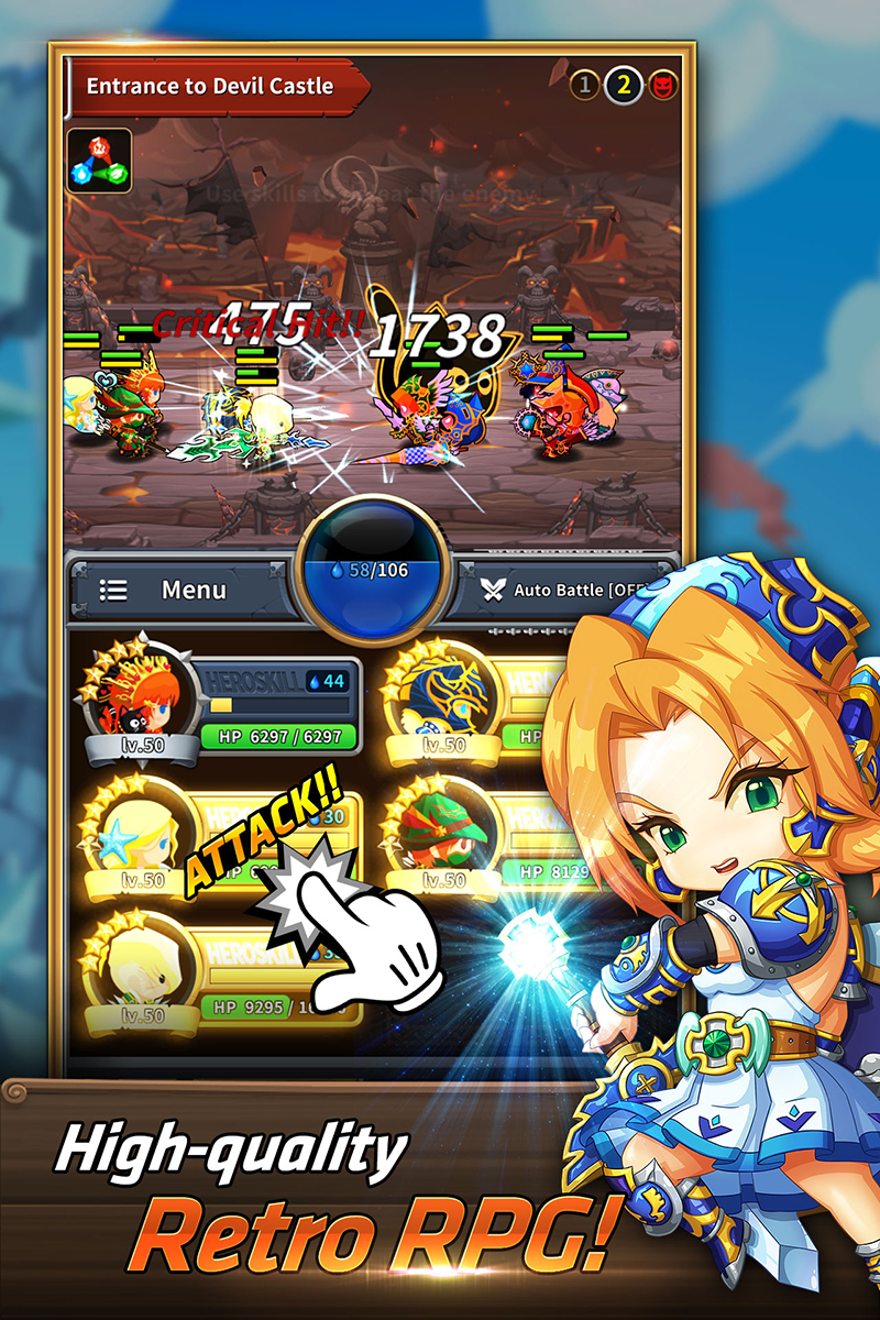 Nexon globally launches their newest RPG called Medal Masters onto Android