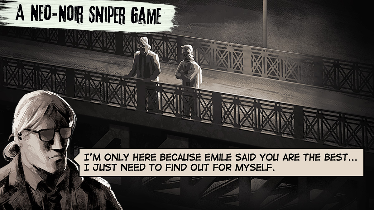 [Update: Tegra Support] FDG Entertainment's upcoming gritty sniper game Lonewolf will be landing on Android soon
