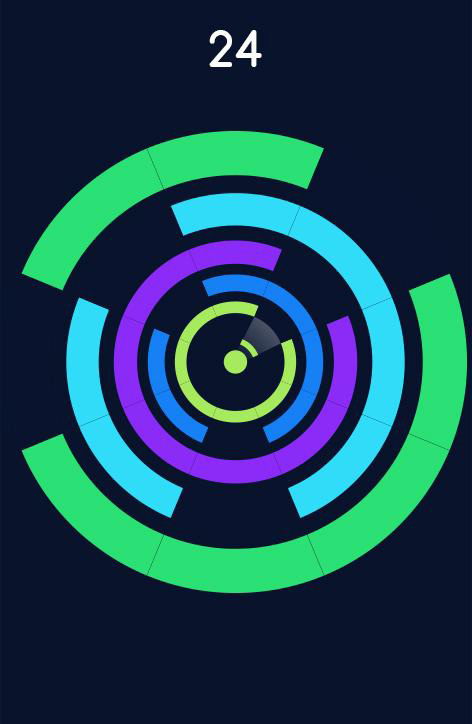 Circlify from WebAlive is a new hypnotic puzzle game for Android devices