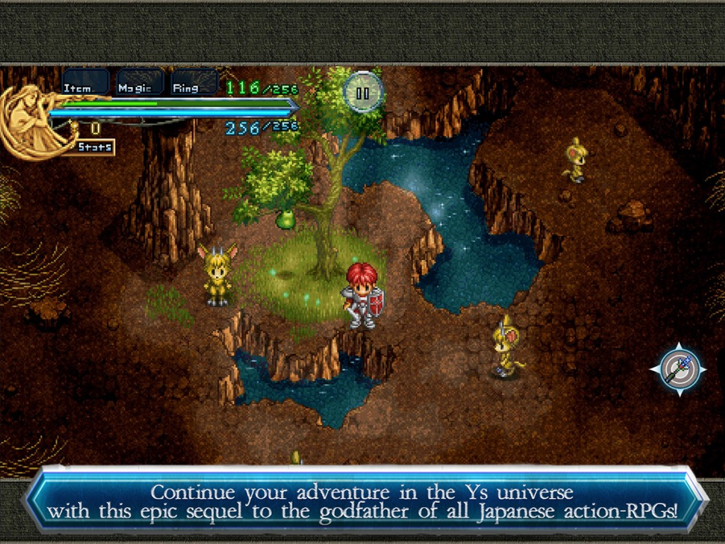 DotEmu releases the classic RPG Ys Chronicles II onto Android today. Ys Chronicles I goes on sale for 50% off.