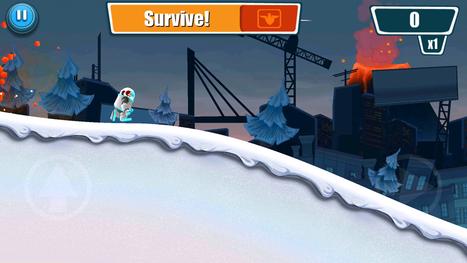 Powder-Full Action in Operation Snowfall, now available for download
