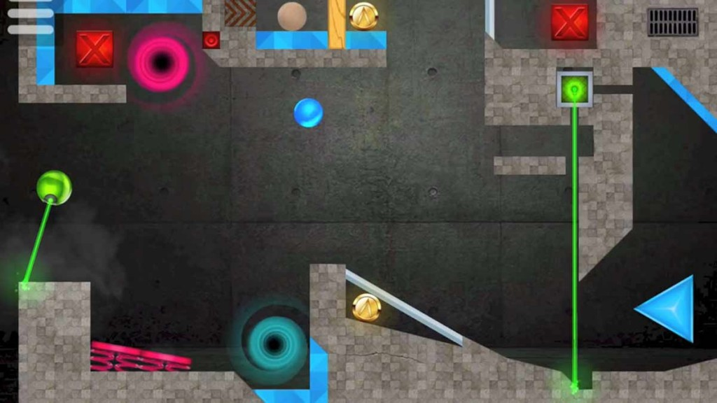 Use lasers and wits to solve puzzles in Laserbreak 2, now out for Google Play
