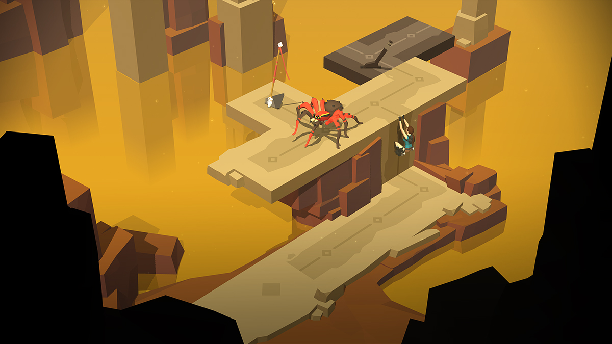 [UPDATE: Game Released] Square Enix confirms Lara Croft GO release date and reveals new screenshots