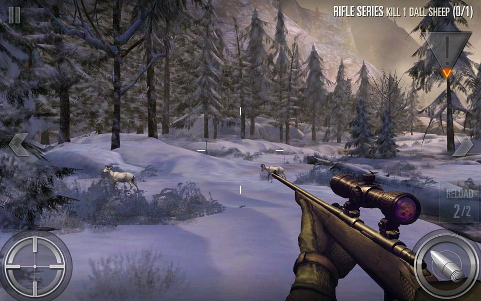 Glu Games Releases Deer Hunter 2016 into the Wild