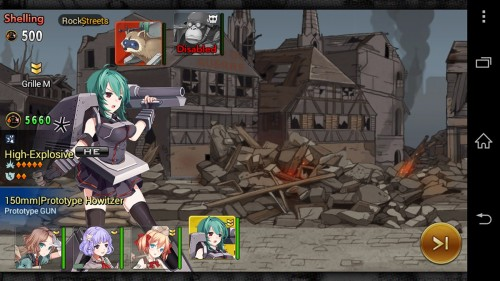 [Update: Released] Panzer Waltz will be bringing anime-filled tank battles to Android later this month