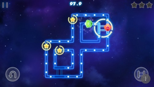 Crescent Moon Games' Glow Monsters is Arcade Puzzling Fun