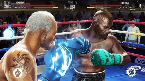 Vivid Games releases the first gameplay screenshots for their upcoming Real Boxing 2 game