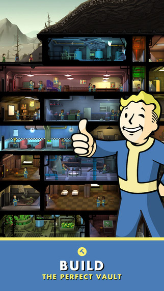 [UPDATE: Game Released] Bethesda announces that Fallout Shelter will be coming to Android on August 13th