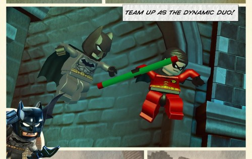 [UPDATE: Game Released] LEGO Batman: Beyond Gotham Set for Android This Summer